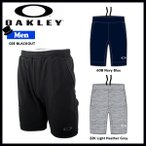 スポーツウェア トレーニングウェア メンズ ハーフパンツ オークリー OAKLEY ENHANCE フリースショーツ LIGHT7.0