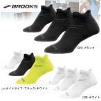 ランニングソックス メンズ レディース 3足組ソックス ブルックス BROOKS RUN-IN THREE PACK S(21-23.5cm)、M(24-26.5cm)