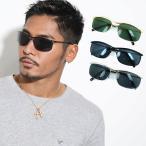 全3色 サングラス メンズ ブランド 7JEWELRY スクエア サングラス グリーン スモーク  レンズ 紫外線カット UVカットの画像