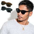 全2色 サングラス メンズ ブランド 7JEWELRY フォックス サングラス スモーク ブラウン  レンズ 紫外線カット UVカット ユニセックスの画像