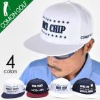 ゴルフ 帽子 メンズ キャップ おしゃれ ゴルフ用品 ハーフメッシュ ベースボールタイプ COMON GOLF 春夏 夏 夏用 コーディネート CG-CP8158A