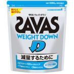 ザバス (SAVAS) ウェイトダウン プロテイン 50食分 1050g ヨーグルト風味