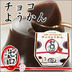 ゼロカロリー/ダイエット/糖尿病/おやつ/デザート/和菓子/チョコようかん (6個入)