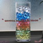 クリスタルゲルウォータービーズ 約200粒 約1mm 水分補充で10mm 6color