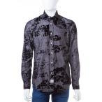 ショッピングハイドロゲン ハイドロゲン HYDROGEN シャツ 長袖 メンズ 190440 ダークグレイ SALE16AW