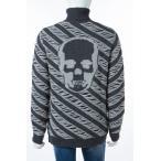 ショッピングタートルネック ルシアンペラフィネ lucien pellat-finet セーター 長袖 タートルネック ニット メンズ AT1718H グレー