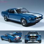 1/43 シェルビー GT500 1967 ブルー/ホワイト ミニカー グッドスマイルレーシング 84001(C2114)