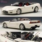 オートアート 1/18 ホンダ NSX タイプR 1992 (チャンピオンシップ・ホワイト) ミニカー 73296(C8589)