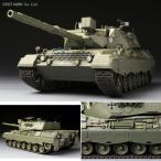 モンモデル 1/35 ドイツ主力戦車 レオパルドI A3-A4 プラモデル TS-007(D4593)