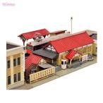 トミーテック 建物コレクション 073-2 駅前セット2 1/150(Nゲージスケール) 鉄道模型 (N6295)