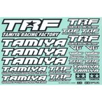 タミヤ 42164 TRFステッカーC(RC2439)