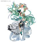 送料無料◆グッドスマイルカンパニー 1/7 キャラクター・ボーカル・シリーズ01 初音ミク Memorial Dress Ver. フィギュア 【未定予約】画像