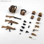 ドラゴンホース 1/12スケール 可動フィギュア用装備セットA (アサルト) 砂漠Ver. DH-E001AD 【4月予約】