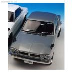1/18 ミニカー 日産 スカイライン GT-R (KPGC10) シルバー First18 F18-001 【1月予約】