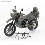 リトルアーモリー LM002 陸上自衛隊偵察オートバイ DX版 トミーテック