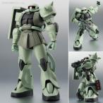 ROBOT魂 (SIDE MS) MS-06 量産型ザク ver. A.N.I.M.E. 機動戦士ガンダム バンダイ(ZE04453)