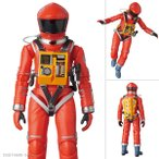 MAFEX SPACE SUIT ORANGE Ver. (2001: A SPACE ODYSSEY / 2001年宇宙の旅) メディコム・トイ マフェックス No.034(ZF14129)