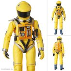 MAFEX SPACE SUIT YELLOW Ver. (2001: A SPACE ODYSSEY / 2001年宇宙の旅) メディコム・トイ マフェックス No.035(ZF14130)