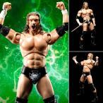 ショッピングフィギュアーツ 送料無料◆S.H.フィギュアーツ WWE Triple H (トリプルH) フィギュア バンダイ(ZF21267)