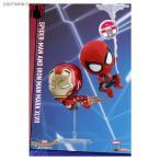 コスベイビー スパイダーマン:ホームカミング サイズS スパイダーマン&アイアンマン・マーク47 (2体セット) フィギュア ホットトイズ(ZF31211)