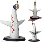 海洋堂 1/350 太陽の塔 ソフトビニール製塗装済み完成モデル(ZF42883)