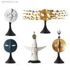 送料無料◆太陽の塔 4つの顔 フィギュア ユニオンクリエイティブ/海洋堂 (ZF57459)