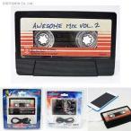 TAPES × ガーディアンズ・オブ・ギャラクシー リミックス カセットテープ型 バッテリーチャージャー スパイダーウェブス IG-2191(ZG27729)