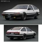 イグニッションモデル 1/18 トヨタ スプリンター トレノ 3Dr GT Apex (AE86) ホワイト ミニカー IG0536(ZM24091)