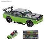 Fast & Furious FCG52 ワイルド・スピード ダッジ チャレンジャー&ビークルキット ミニカー マテル(ZM27915)