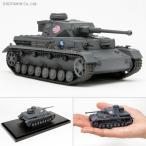 てのひら戦車道コレクション IV号戦車F2型(D型改) あんこうチーム 完成品 ガールズ&パンツァー 1/72 プラッツ GPC72-2(ZM28045)