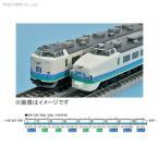 98215 TOMIX トミックス 485系特急電車(上沼垂色・白鳥)基本セットA (5両) Nゲージ 鉄道模型 (ZN08410)
