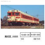 A9866 マイクロエース キハ58・キハ65・復活急行色 2両セット Nゲージ 鉄道模型 (ZN10617)