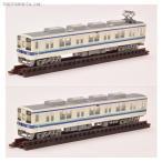 トミーテック 鉄道コレクション 東武鉄道8000系 8570編成亀戸線・大師線2両セット 1/150(Nゲージスケール) 鉄道模型(ZN19056)