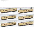 トミーテック 鉄道コレクション 東武鉄道8000系8111編成セイジクリーム(東武博物館動態保存編成)6両セット 1/150(Nゲージスケール) 鉄道模型(ZN20462)
