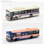 トミーテック ザ・バスコレクション 中鉄バス新旧カラー 2台セット 1/150(Nゲージスケール) 鉄道模型(ZN40560)