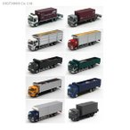 トミーテック ザ・トラックコレクション 第10弾 (1BOX) 1/150(Nゲージスケール) 鉄道模型(ZN40733)