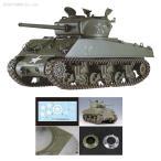 アスカモデル(旧タスカモデル) 1/35 アメリカ中戦車 M4A3(76)W シャーマン 赤箱リニューアル プラモデル 35-019(ZS00508)