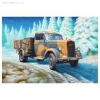 ドイツレベル 1/35 ドイツ オペル Typ2.5-32型トラック プラモデル 03250(ZS07061)