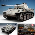 V号戦車 パンター プラモデル ワールド オブ タンクス 1/35 WORLD OF TANKS ドイツ 中戦車 プラッツ WOT39506(ZS10445)