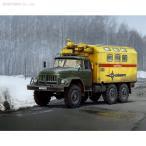 緊急トラック プラモデル 1/35 ソビエトZIL-131 ICM 35518(ZS10508)