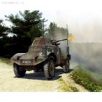 パナール プラモデル 1/35 フランス AMD-35(178) 装甲指揮車 ICM 35375(ZS10509)