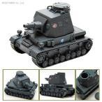 ガールズ&パンツァー ドイツ IV号戦車 D型 プラモデル エブロ 30001(ZS12681)