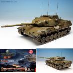特典ゲームで使えるボーナスコード付属 1/35 WORLD OF TANKS ドイツ 中戦車 レオパルト1 プラモデル イタレリ/プラッツ WOT39501(ZS17619)