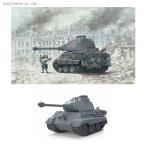 WWT ドイツ重戦車 キングタイガー (ポルシェ砲塔) プラモデル モンモデル MENWWT-003(ZS29135)
