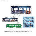 フジミ 1/150 雪ミク電車2021バージョン(標準色用3300形付き)2両セット プラモデル (ZS83202)
