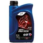 ELF (エルフ) MOTO 4 PRO TECH 5W-40 (1L) (4サイクルオイル)