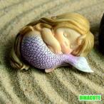 置物 ガーデニング 人魚姫 妖精 インテリア雑貨 可愛い雑貨 ガーデン雑貨 鉢物 多肉 観葉植物 送料無料