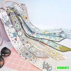スカーフ 全7柄 バッグスカーフ ツイリースカーフ リボンスカーフ タロット柄 ファッション小物 送料無料 ポイント消化