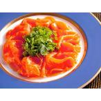鮭魚 - スモークサーモン タスマニア産 ソフトスモーク オーシャントラウト 200g (TETSUYA'Sブランド)