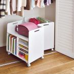 家具 収納 子供部屋 ベビー用品 ランドセルラック [国産] クローゼットで使えるランドセルラック 551704